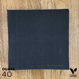 40 Serviettes granit 40 x 40cm biodégradables - compostables