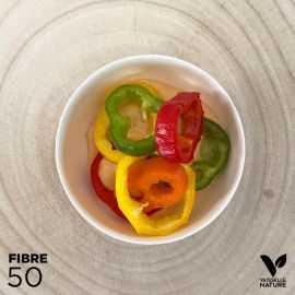 50 Verrines mini-bol Biodégradables - compostables