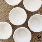 50 Verrines Mini-coupelle Biodégradables - compostables