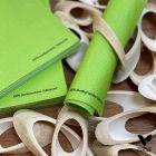 Pack 24 ronds de serviettes + 40 Serviettes anis Biodégradables - Compostables